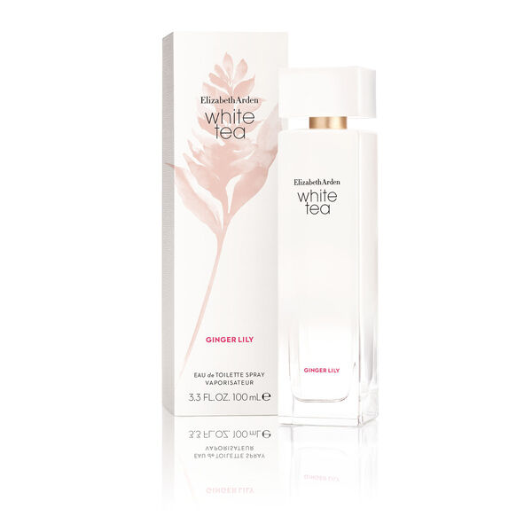 White Tea Ginger Lily - Eau De Toilette Fragrance, , large
