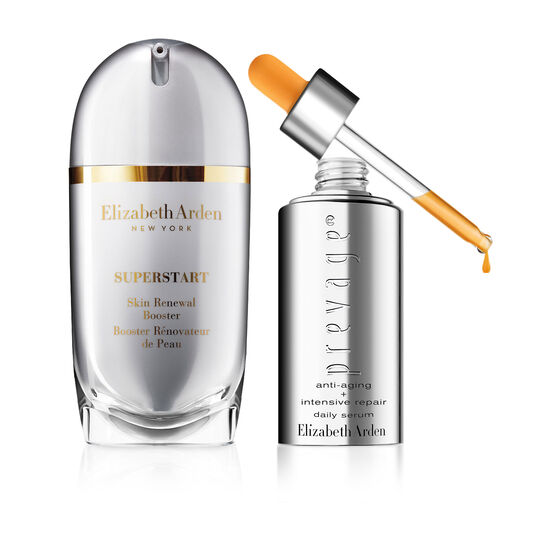 PREVAGE® Intensive Repair Serum + SUPERSTART Booster Set (a £215 value), , large