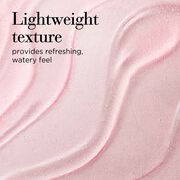 Lightweight texture provides refreshing watery feel