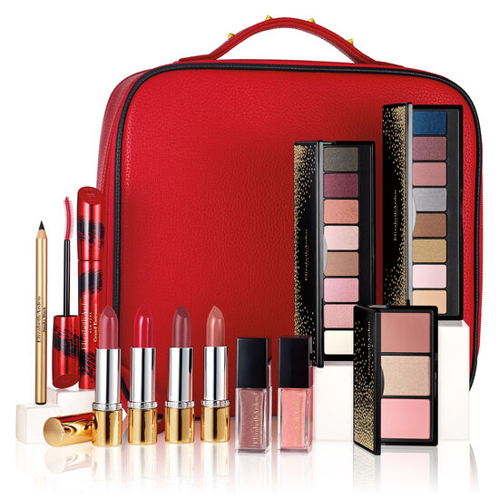 Sparkle On Holiday Collection Beauty Upgrade (worth £260), , large