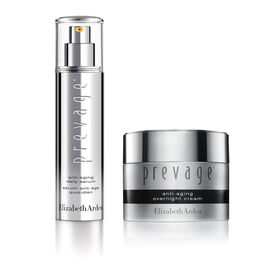 PREVAGE Anti-Aging Daily Serum & Overnight Cream (worth £300), , large