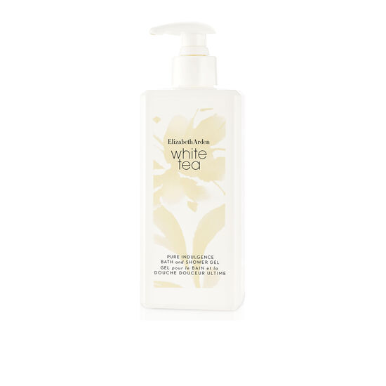 Elizabeth Arden White Tea Pure Indulgence Bath and Shower Gel, , large