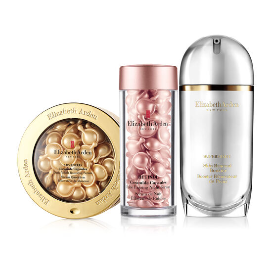 Retinol + Ceramide Capsules + SUPERSTART Trio (worth £198), , large