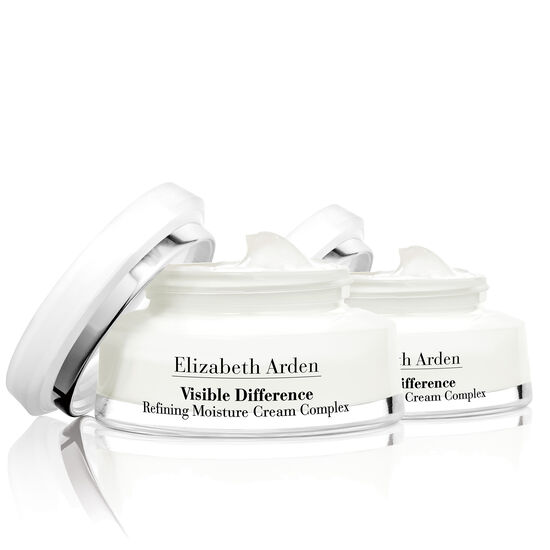 Visible Difference Refining Moisture Cream Complex Duo (worth £60), , large
