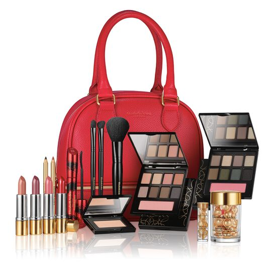 Christmas Beauty Collection Upgrade, , large