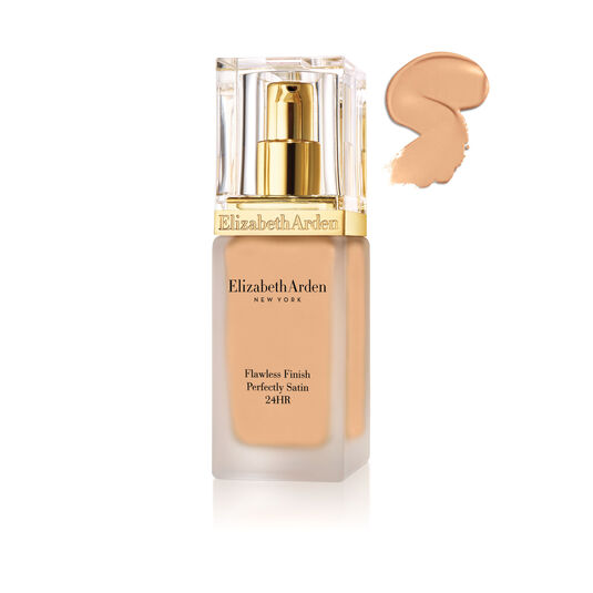Flawless Finish Perfectly Satin 24HR Makeup SPF 15, , large