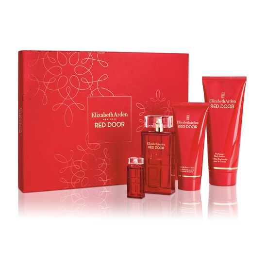 Red Door 4 Piece Gift Set, , large