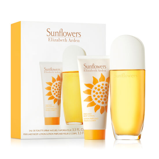 Sunflowers 100ml EDT 2 Piece Set, , large