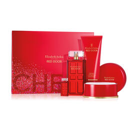 Red Door 100ml EDT 4 Piece Set, , large