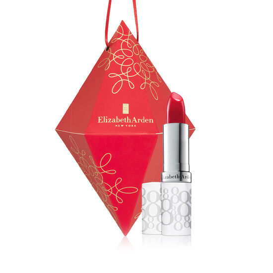 Bauble Gift Box + Eight Hour® Cream Lip Protectant SPF 15 - Berry, , large