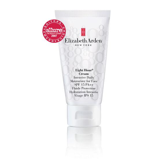 Eight Hour® Cream Intensive Daily Moisturiser for Face SPF 15, , large