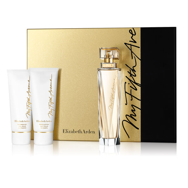 My 5th Avenue 100ml EDP 3 Piece Set, , large