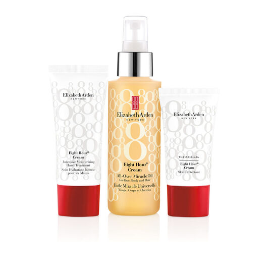 Eight Hour® Cream Miracle Oil Set  (Worth £48), , large