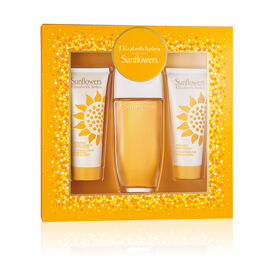 Sunflowers 100ml EDT 3 Piece Set, , large