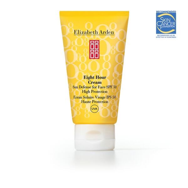 Eight Hour® Cream Sun Defense for Face SPF 50 Sunscreen, , large