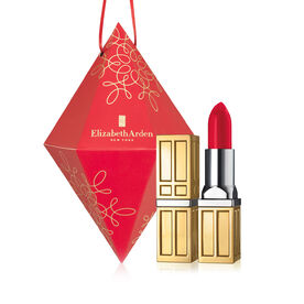 Bauble Gift Box + Beautiful Color Lipstick Red Door Red, , large