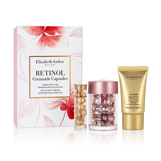 Retinol Ceramide 3-Piece Night Set (worth £90), , large