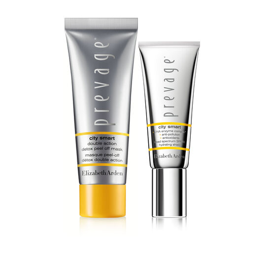 PREVAGE® City Smart Skin Detox Set (value £115) Online only!, , large