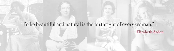 About Elizabeth Arden