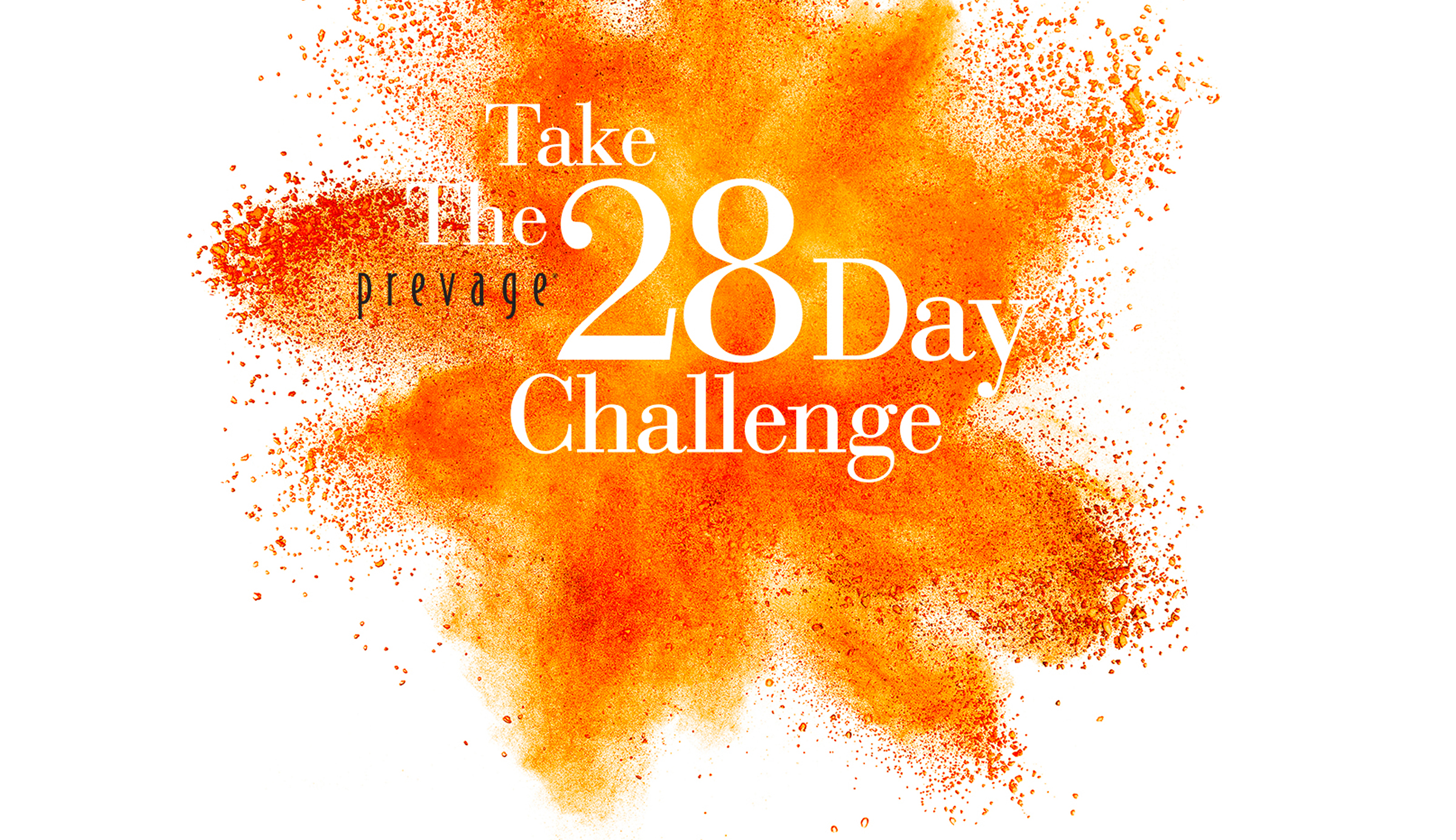 Prevage 28 Day Challenge