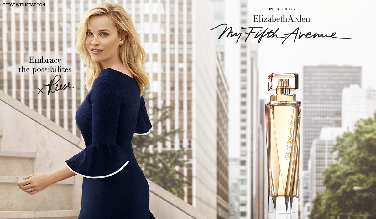 Elizabeth Arden My Fifth Avenue Perfume