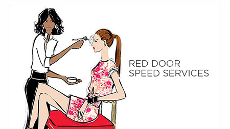THE RED DOOR SPEED SERVICES
