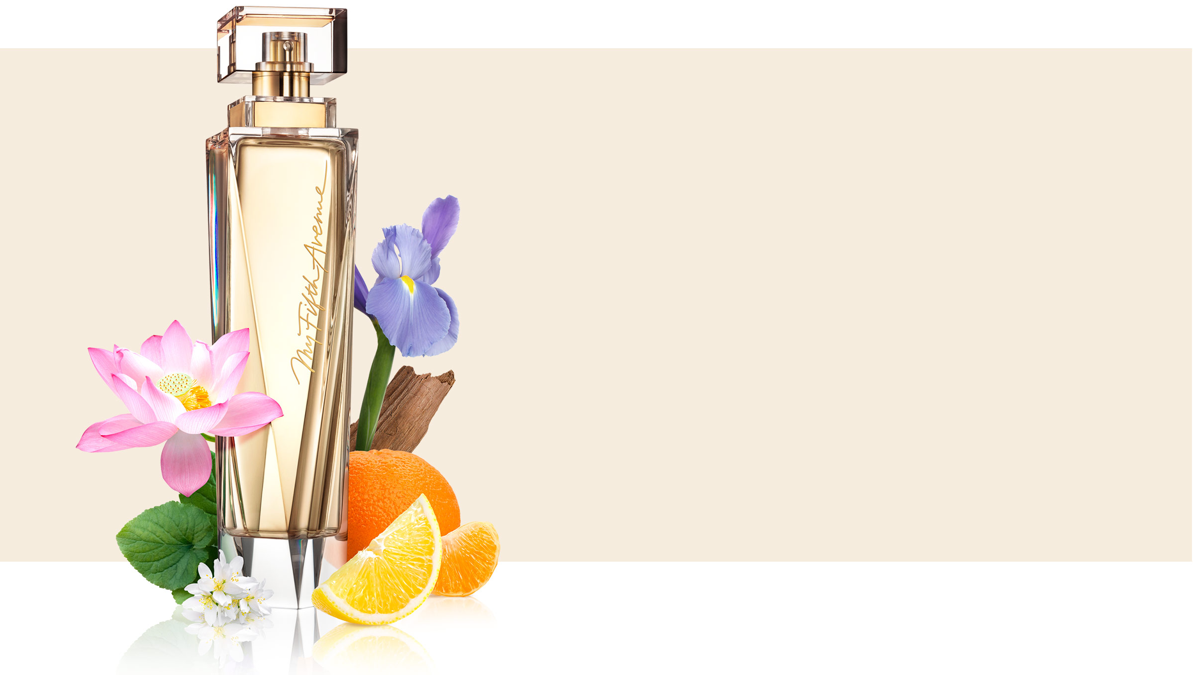 Discover the My Fifth Avenue Fragrance