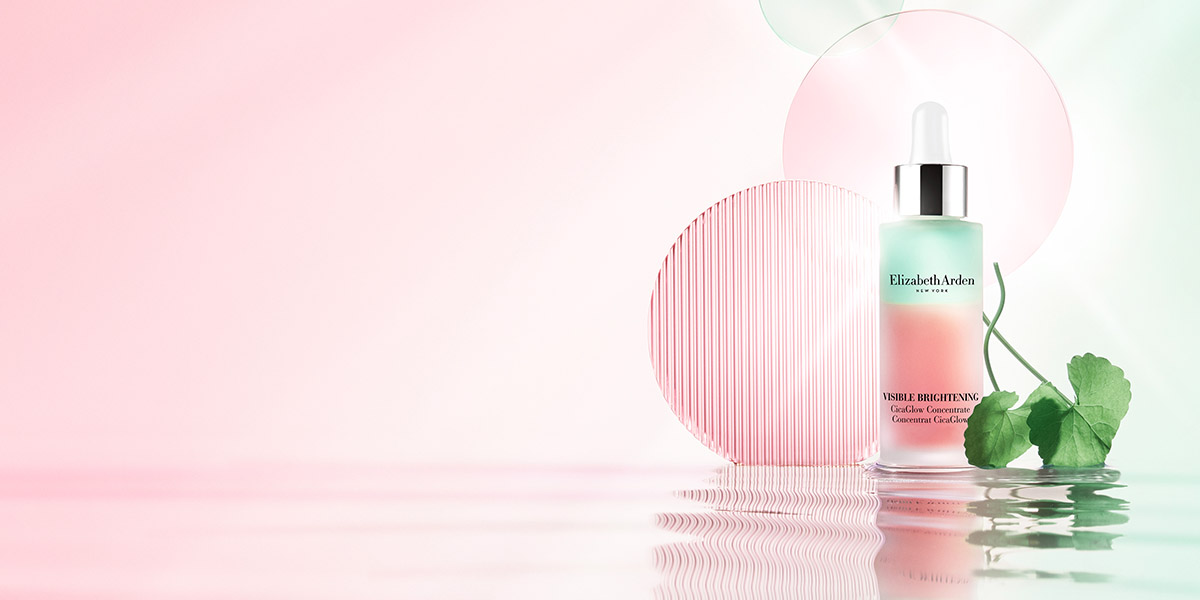Visible Brightening CicaGlow Concentrate