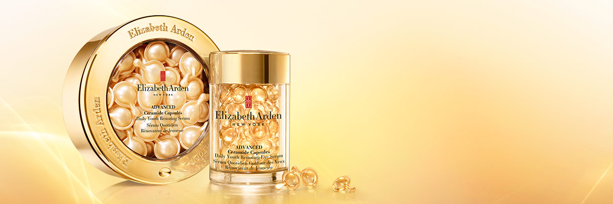 Advanced Ceramide Capsules Youth Restoring Serum