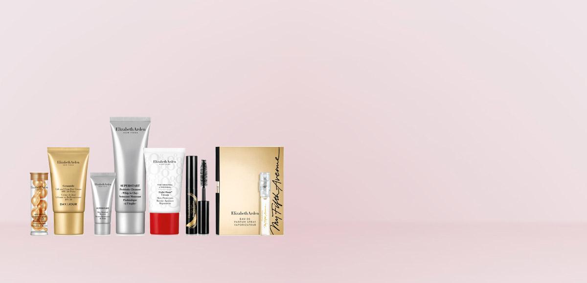 Free Beauty Gift Set