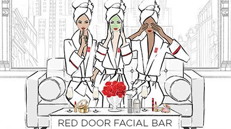 THE RED DOOR FACIAL BAR