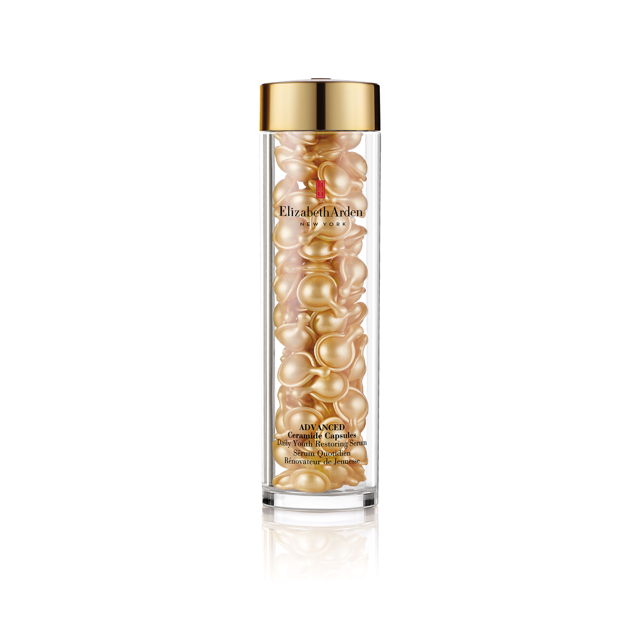 Advanced Ceramide Capsules Daily Youth Restoring Serum - 90 Piece, , large