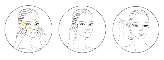 Prevage Wrinkle Smoother How-to