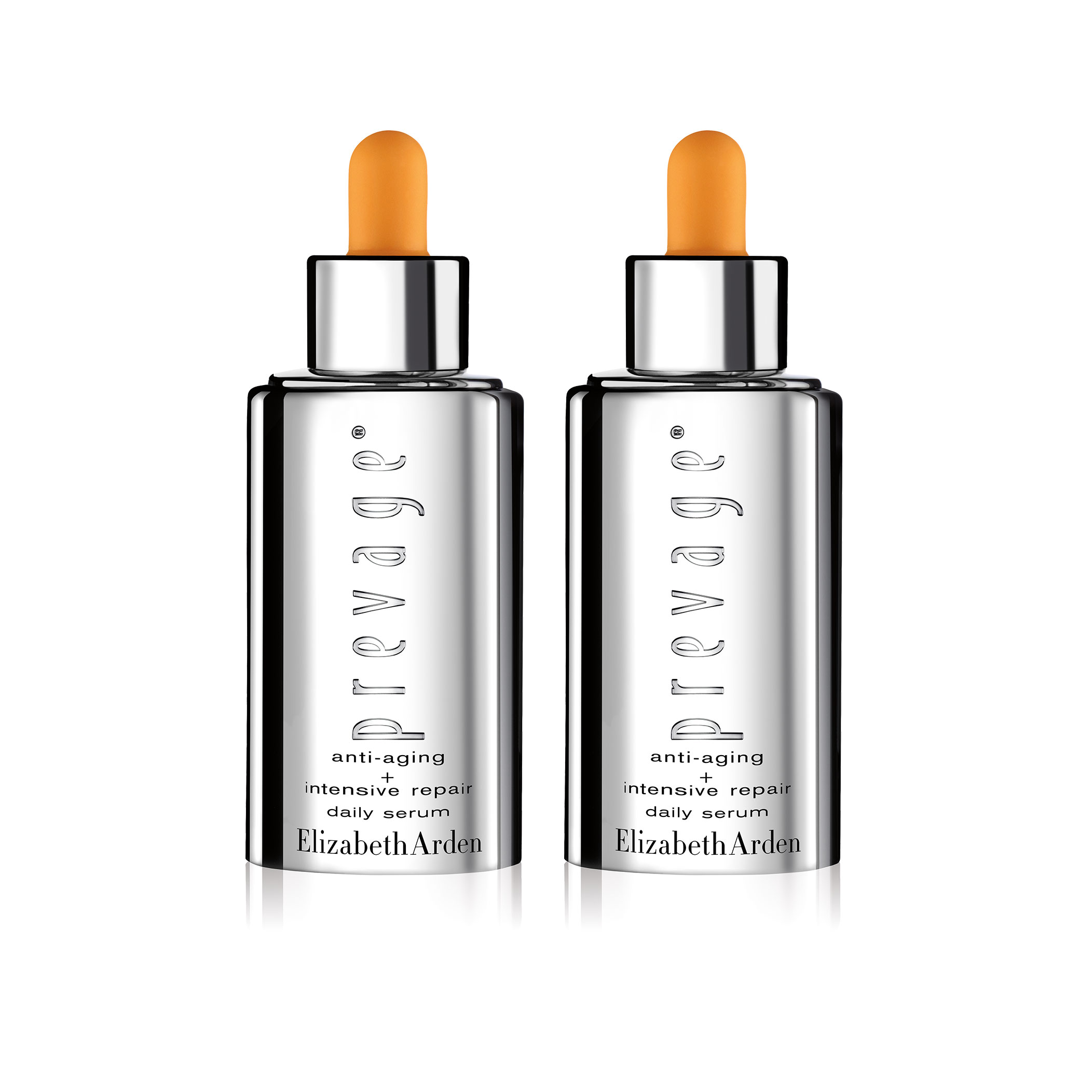 PREVAGE® Anti-Ageing + Intensive Repair Daily Serum Duo (worth £340), , large