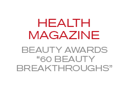 Health Magazine Beauty Awards '60 Beauty Breakthroughs'