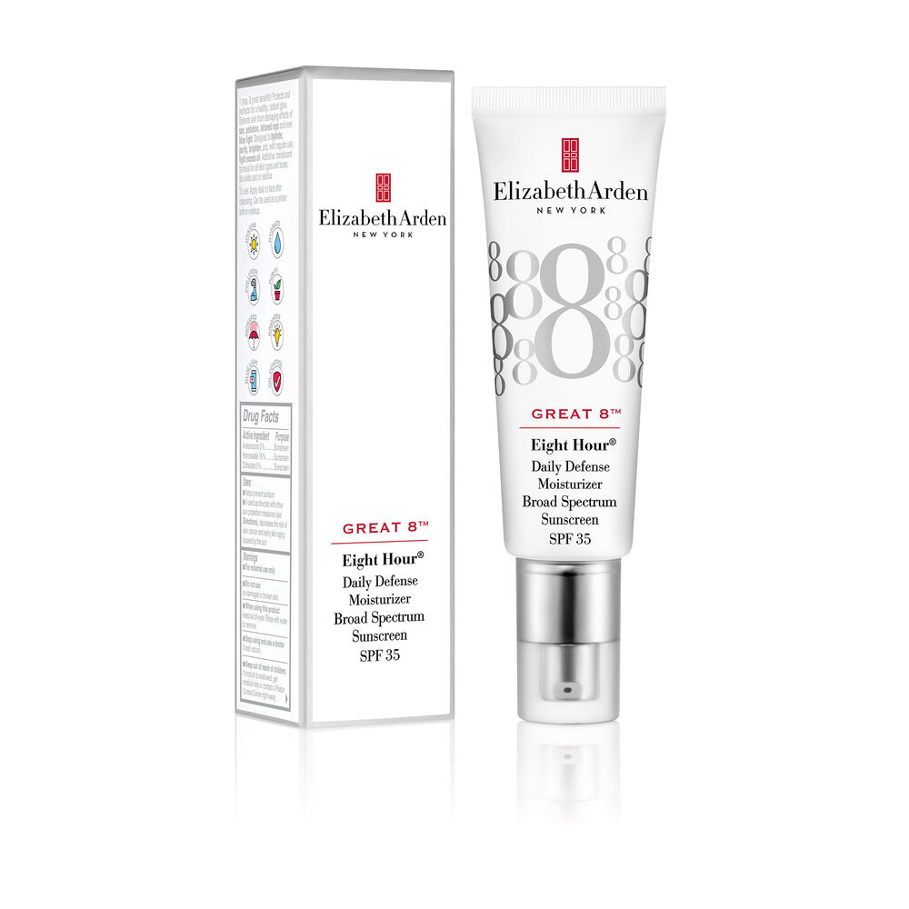 Eight Hour® Great 8™ Daily Defense Moisturiser SPF 35, , large