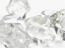 Radiant Mineral Crystals